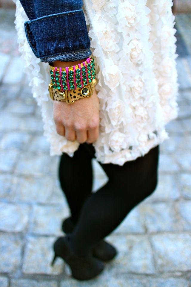 frill acc bracelets