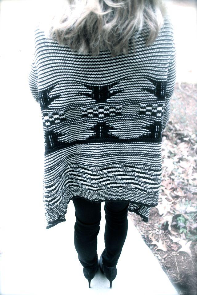 knit back