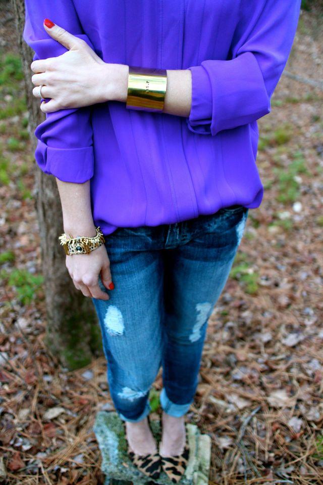 purple acc