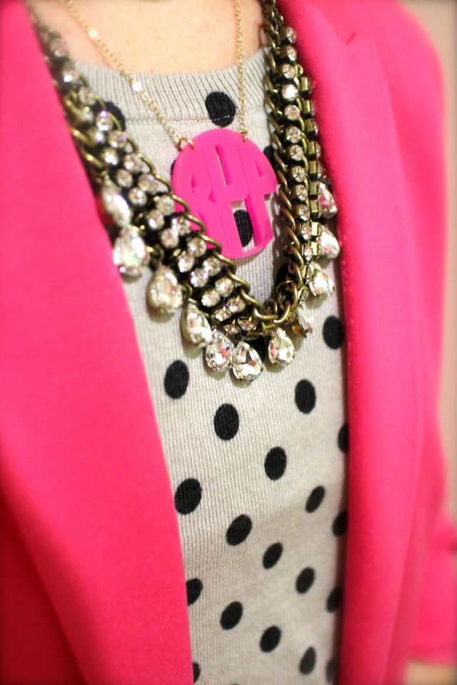 rain rain necklace
