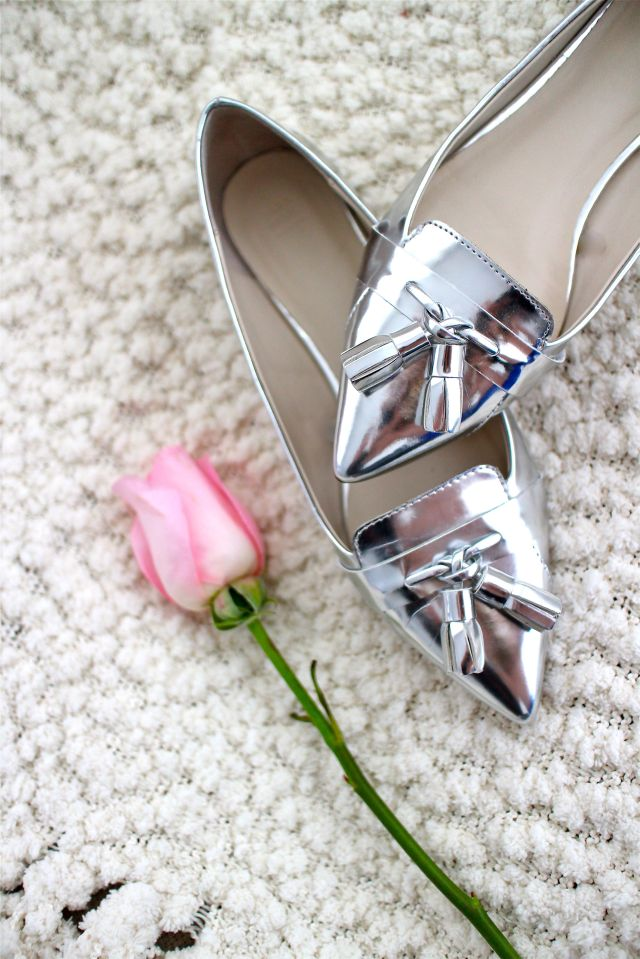 roses shoes