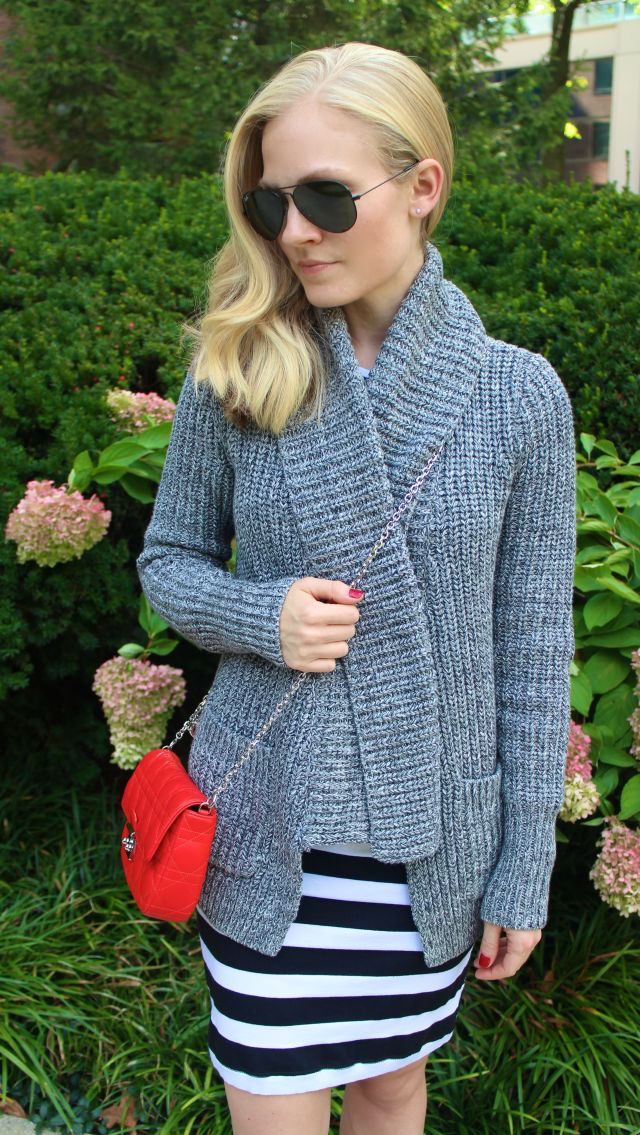 knit top B