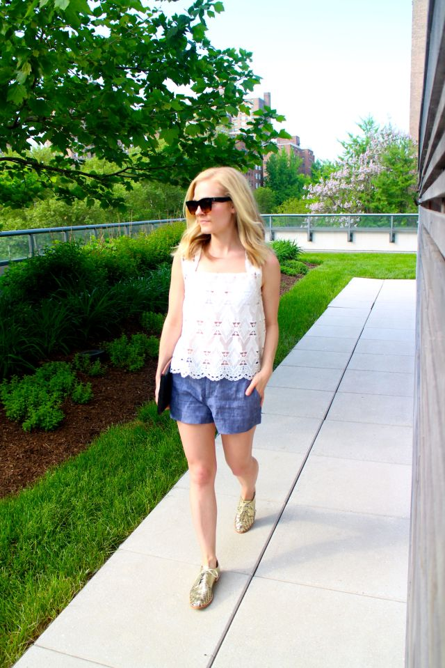 summer lace walk