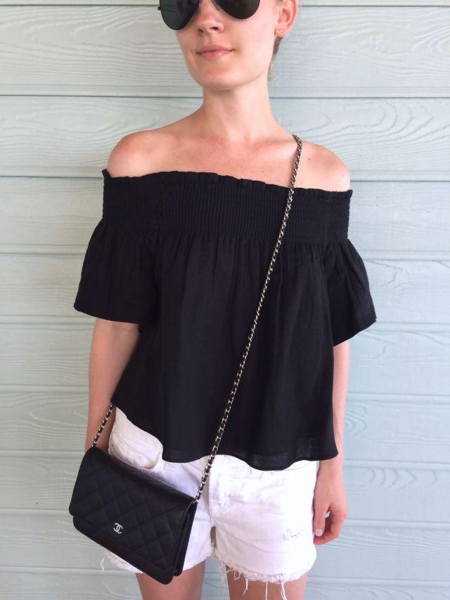 shoulder half