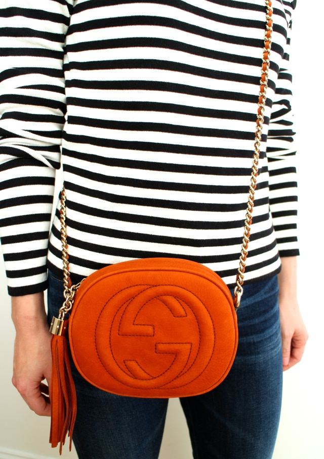 sunday stripe bag